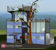 sea container home designs intermodal shipping container home