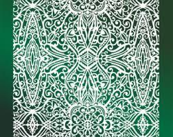 moroccan wall stencil moorish trellis allover stencil for easy diy
