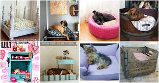 Diy Dog Bed 20 Easy Diy Dog Beds And Crates That Let You Pamper Your Pup Diy