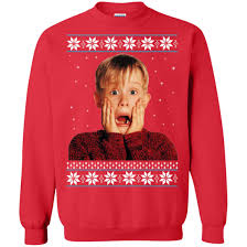 home alone sweater home alone kevin mccallister sweatshirt hoodie sleeve