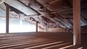 how to support existing above garage door storage platform home