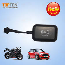 car tracker device mt09 light weight and free online tracking