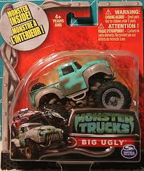 bigfoot monster truck movie image spin master 2017 spin master monster trucks movie big ugly
