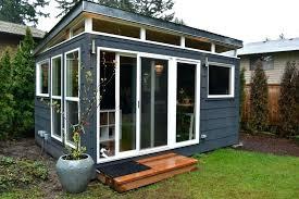 backyard office shed plans prefab diy