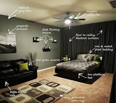 Top  Best Bachelor Bedroom Ideas On Pinterest Bachelor Pad - Ideas for mens bedroom