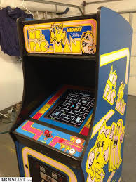 Ms Pacman Cabinet Armslist For Sale Trade Ms Pac Man 60 In 1 Arcade Multicade