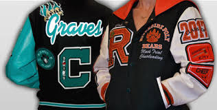 home jl varisty jackets and patches