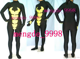 Bumble Bee Halloween Costume Fancy Bumble Bee Costumes Unisex Black Yellow Lycra Spandex