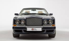 1999 bentley azure bentley azure mulliner great british classic cars