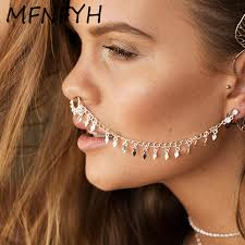 nose rings images images Buy mfnfyh nose rings and studs fake septum jpg