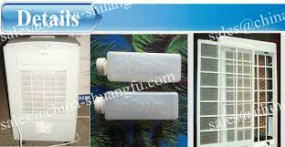 fan that uses ice to cool the newest 120 watt mini air cooler fan with ice pack humidifying