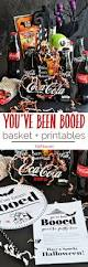 you u0027ve been booed free printables tidymom