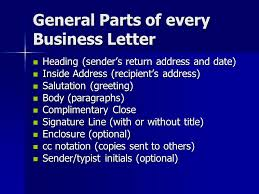 Business Letter Format Cc Before Enclosure Letter Writing Reading And Thoughtfully Corresponding Ppt Video