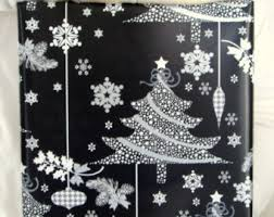 black and white christmas wrapping paper chalkboard christmas sayings christmas wrapping paper 10 ft x
