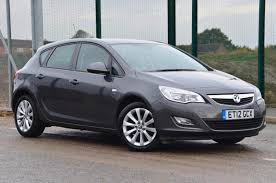 vauxhall astra used 2012 vauxhall astra active for sale in essex pistonheads