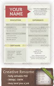 innovative resume templates 11 best professional and creative resume templates in microsoft