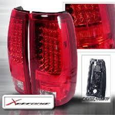 2004 silverado led tail lights 1999 2004 chevy silverado stepside euro style tail lights chrome