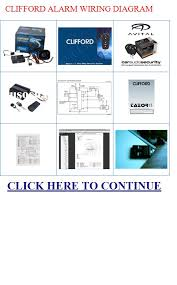clifford alarm wiring diagram clifford alarm wiring diagram