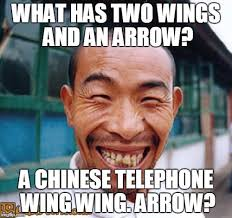 Telephone Meme - chinese guy imgflip