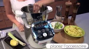 moulinex hf800 companion cuisine avis recette soupe pas à pas en vidéo cuisine companion moulinex