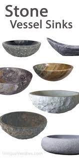 49 best sinks stone images on pinterest natural stones vessel