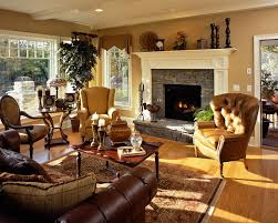 Showcase - Traditional family room