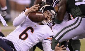 Fumble Meme - if jay cutler fumbleface isn t turned into a meme it ll be a