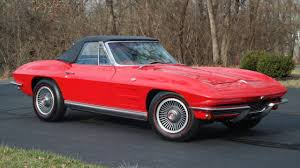 mid year corvettes 1964 mid year corvette convertible 4 speed 300hp numbers