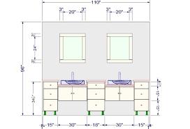 Bathroom Cabinet Height 2019 Standard Bathroom Cabinet Height Best Paint For Interior