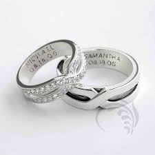 his and hers wedding bands his and hers ring 20 best his and hers wedding rings images on