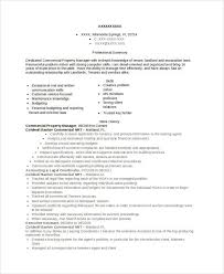 Human Resource Resume Sample by Property Manager Resume Example Hospitality Management Resume