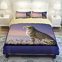 Cheetah Print Comforter Queen Online Get Cheap Cheetah Print Bedding Aliexpress Com Alibaba Group