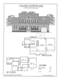 20 000 Square Foot Home Plans Calvin Jayne Plans Two Story 1603 2529 Sq Ft