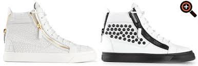 schuhe designer giuseppe zanotti sneaker für herren damen high top designer