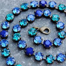 blue crystal necklace swarovski images 112 best sabika inspired jewelry images swarovski jpg