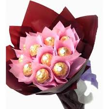 Candy Bouquet Delivery Best Gift For Bestfriend Send Flower In Malanday Valenzuela City