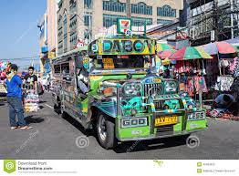 philippine jeep clipart jeepney on manila street editorial photography image 40493832