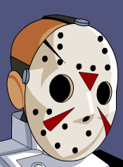 Jason Mask Hockey Mask Aqw