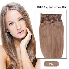 clip in human hair extensions 7a clip in human hair extesnisons 120g hair