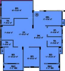 Onyx Homes Floor Plans by Griham Onyx In Dum Dum Kolkata Price Location Map Floor Plan