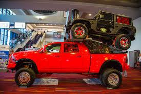 jeep forward control sema bangshift com sema 2014