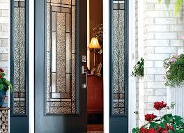 home design trends craftsman style doors entryways zabitat the pembrook glass design from western reflections is another incredible glass design style that compliments craftsman style homes