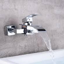 Bathtub Wall Mount Faucet Popular Wall Waterfall Faucet Buy Cheap Wall Waterfall Faucet Lots