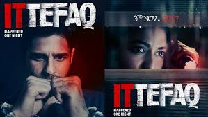 2nd day ittefaq second 2nd day collections sidharth sonakshi