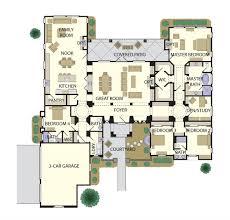 courtyard floor plans courtyard 4100 home designs in county g j gardner homes