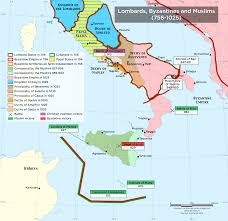 Map Of Southern Italy by The Three Monotheistic Traditions In Medieval Spain And Sicily