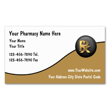 Design Your Own Business Cards Pharmacy Business Cards Make Your Own Business Card With This