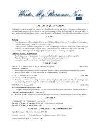 Pharmacist Resume Templates Resume Hospital Resume
