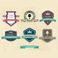 design a vintage logo free 100 free vintage badges that are all the rage vectips