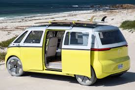 black volkswagen bus people are crazy for the new vw bus here u0027s why